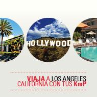 Viaje doble a Los Angeles California