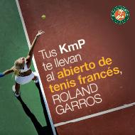 Viaje doble al abierto francés: Roland Garros