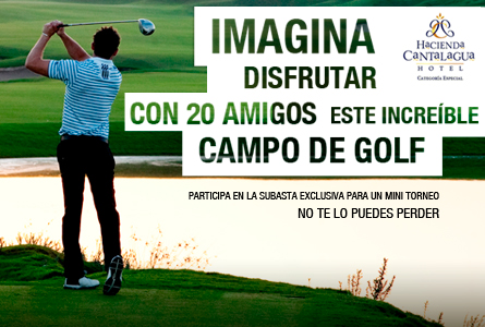 Mini Torneo de Golf