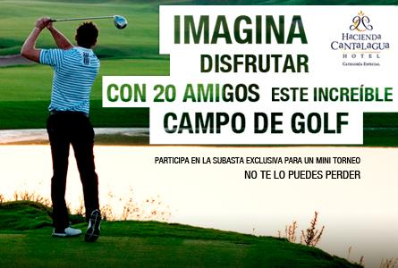 Mini Torneo de Golf