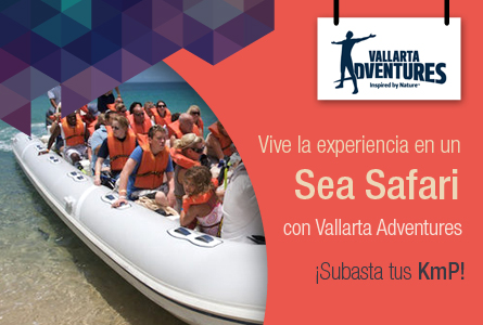 Sea Safari en Puerto Vallarta