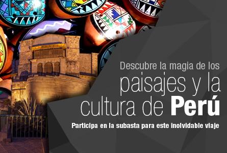 Viaje extraordinario en Perú