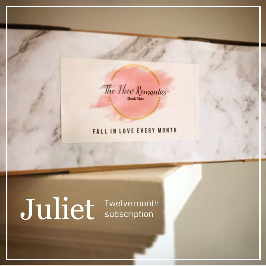Juliet | One Box, One Year Subscription