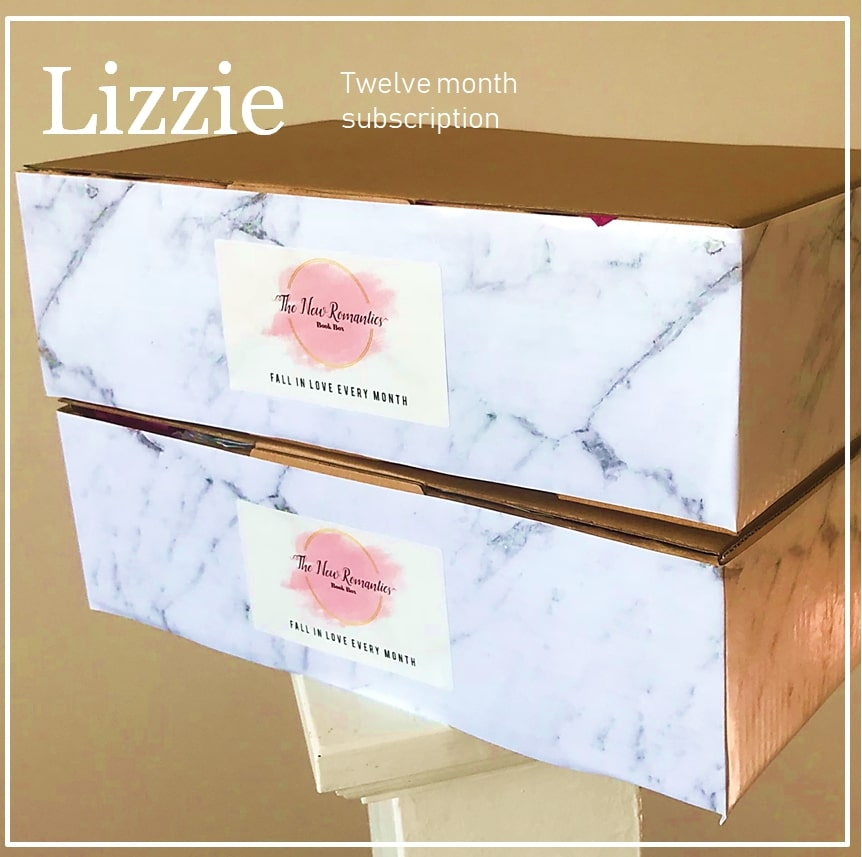 Lizzie | Two Box, One Year Subscription