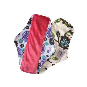 Pink Reusable Pads Twin Pack