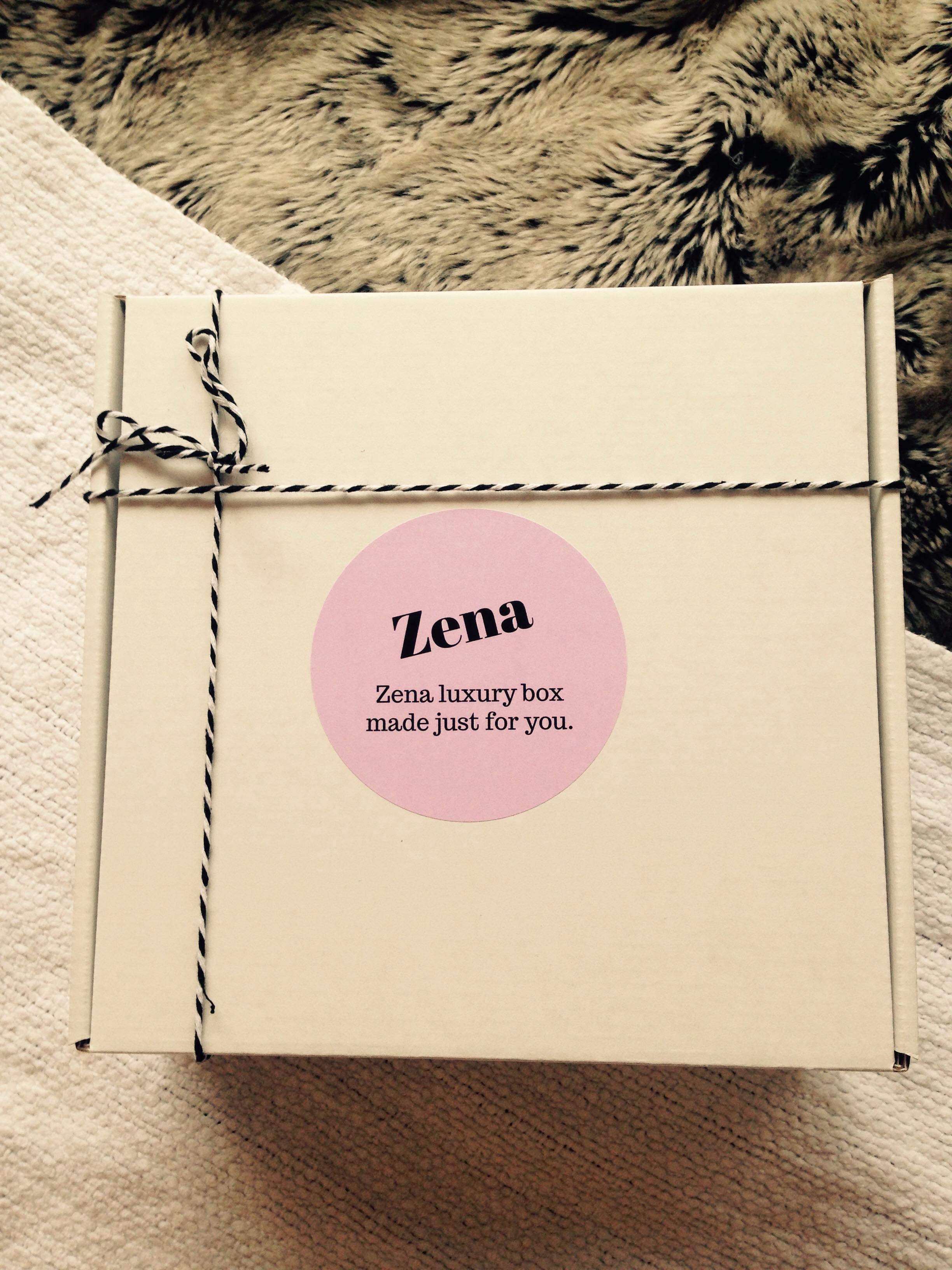 Zena Box - Quarterly