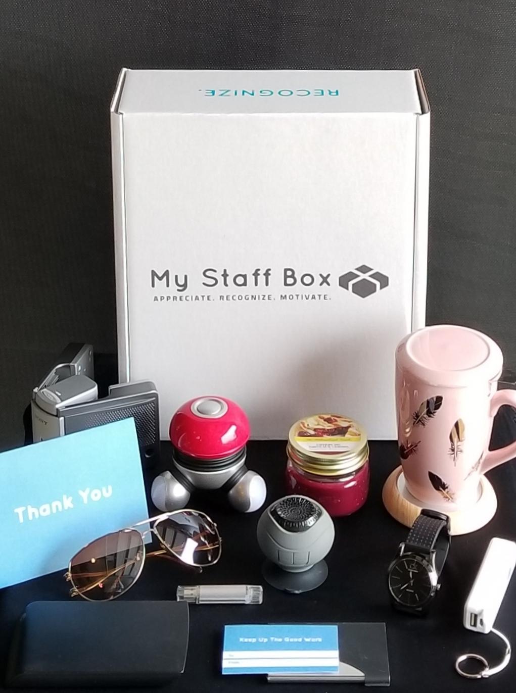 Standard Staff Box