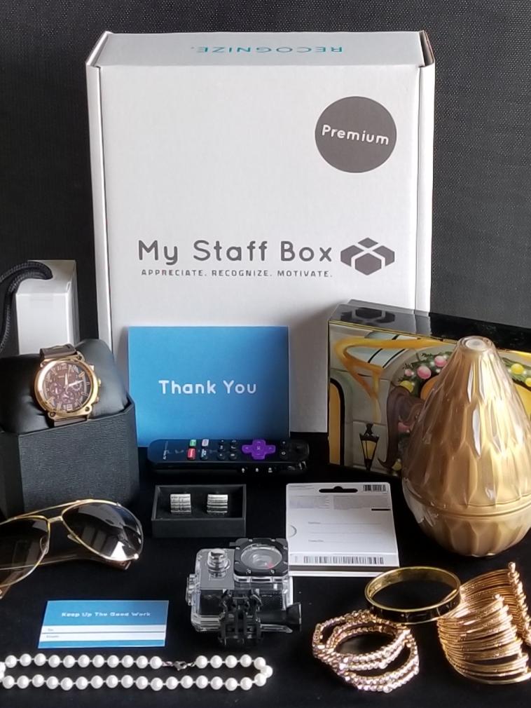 Premium Staff Box
