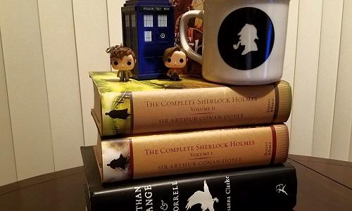 The British Book box