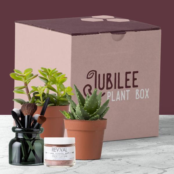 The Jubilee Box