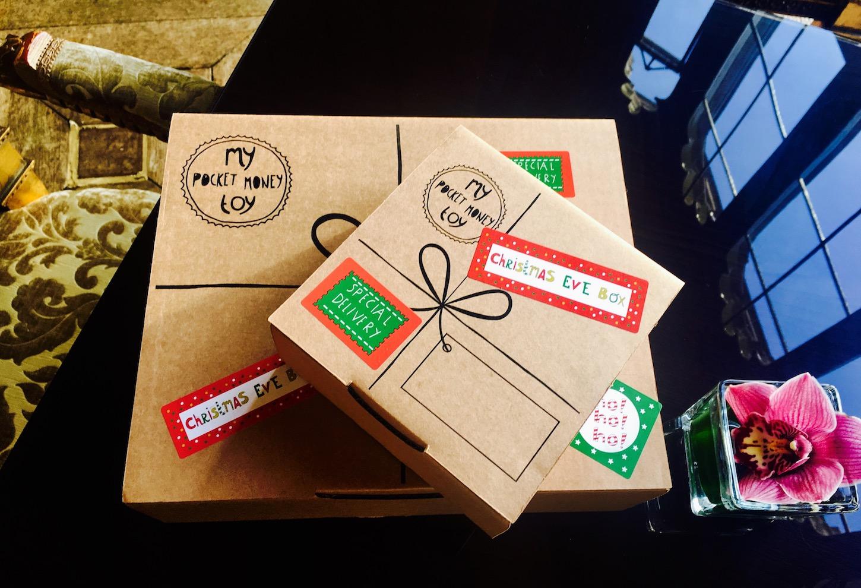 Christmas Eve Box 9 to 12 Years