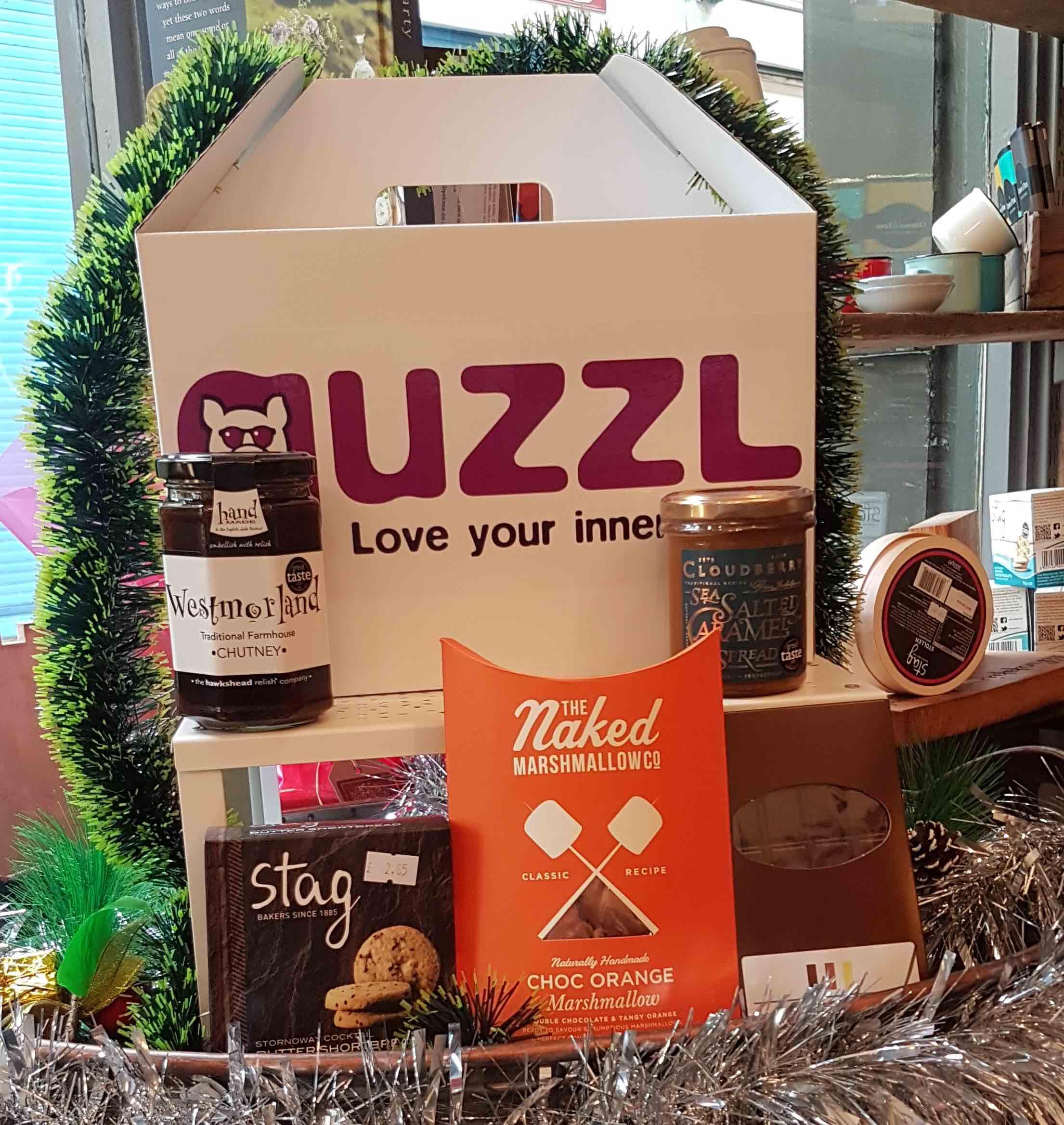 The £25 Guzzl Selection Box
