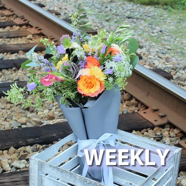 Garden Chic Flower Club - Weekly