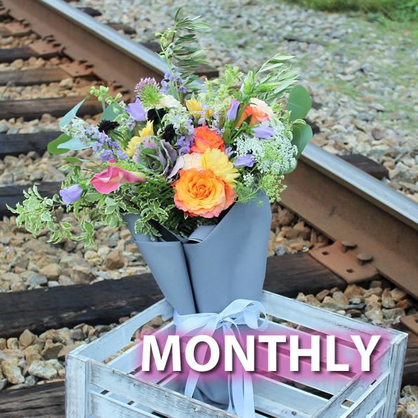 Garden Chic Flower Club - Monthly