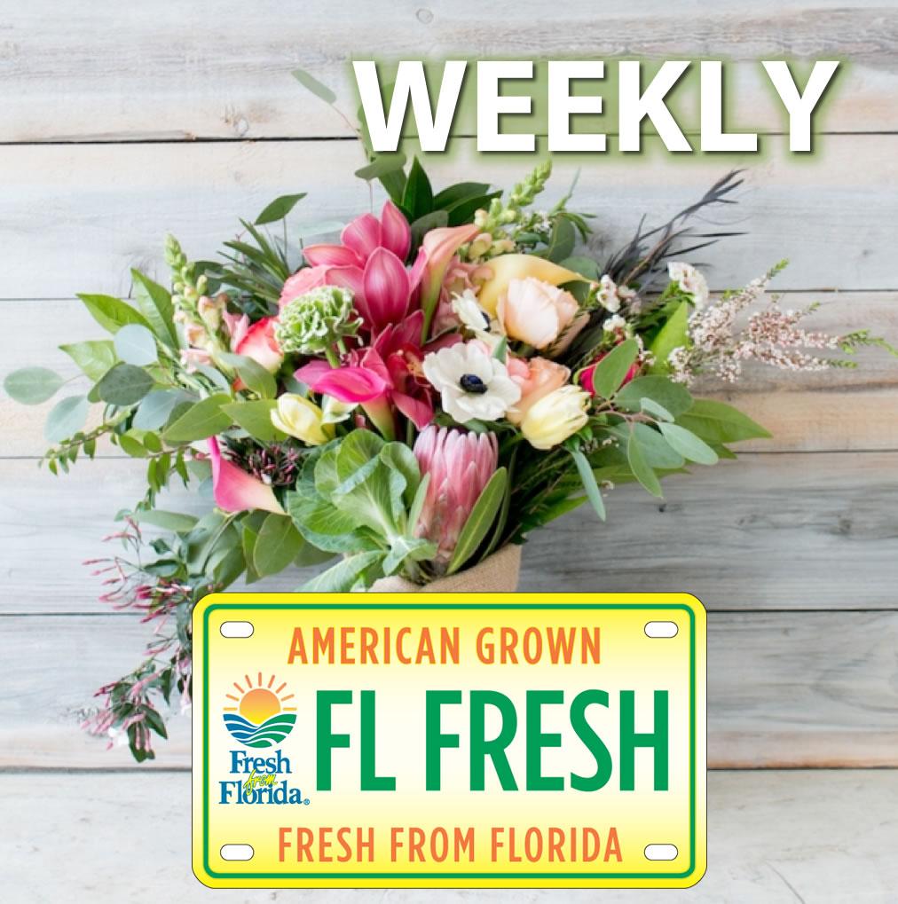 American-Grown Flower Club - Weekly
