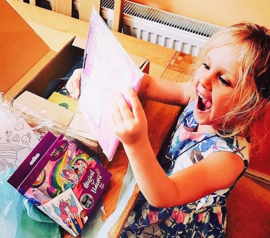 6 to 8 years quarterly subscription box