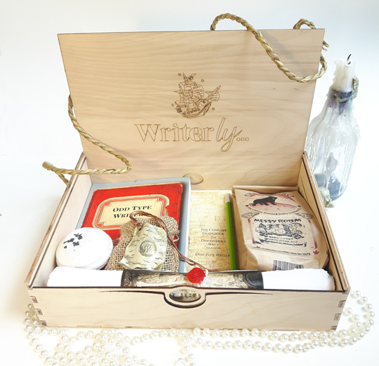 Writerly Kit - Every Other Month Payment Option.