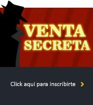 Venta Secreta - Inscribete Aqui