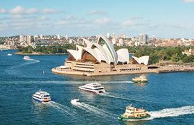 viajes a sidney australia