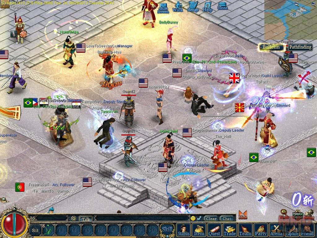 Conquer online – Submit Game