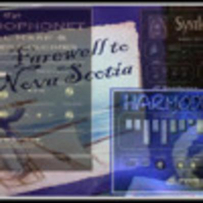 Harmodion Accordion, Chordophonet Virtual Harp, Syntheway