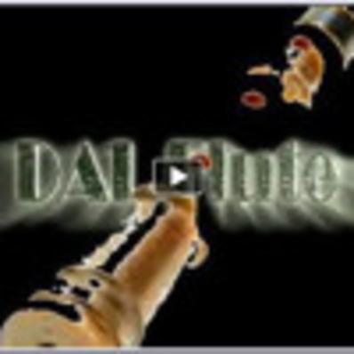 (Final Fanatasy IV) Virtual Shakuhachi Japanese Bamboo Flute