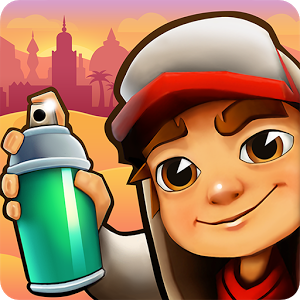 Subway Surfers Game Icon