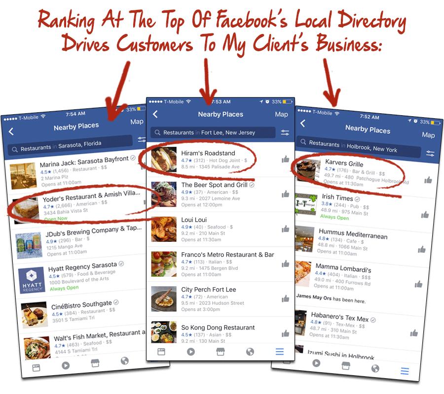 Facebook Local Raider