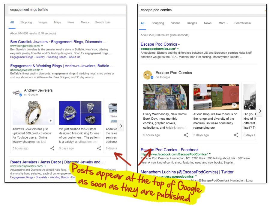 Effortless Google Posts Review