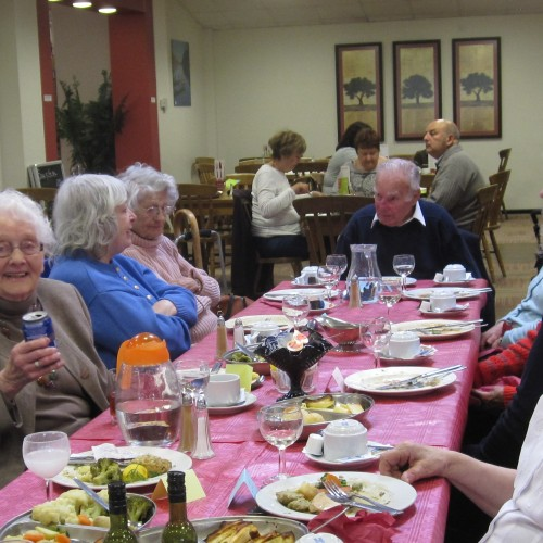 Lunch Clubs_Rose Sweet William Club