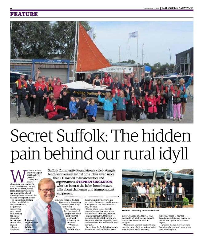 Secret Suffolk
