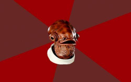 Admiral Ackbar Relationship Expert a meme generator serving fresh memes daily