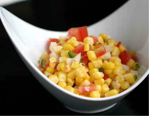 corn and jalapeno salad