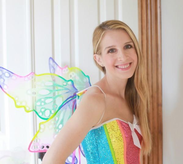 Halloween Fairy: Beauty Tutorial!