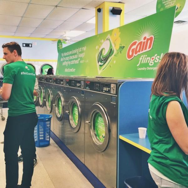 Recap: Gain flings! Laundromat Takeover