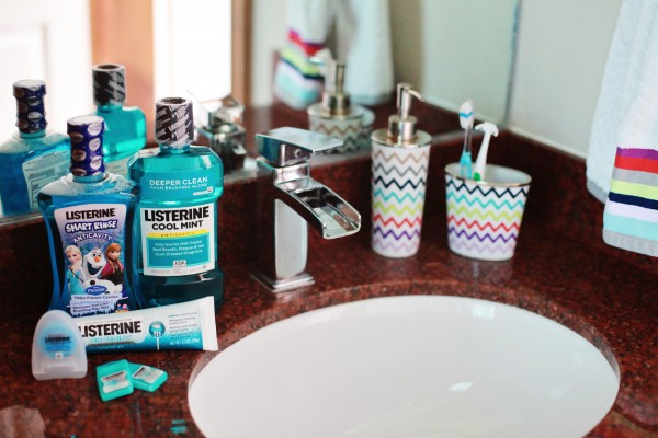 my results from the LISTERINE® 21 Day Challenge!