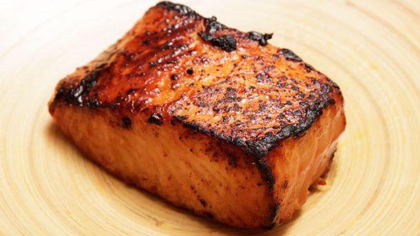 5-Minute Miso-Glazed Toaster Oven Salmon Recipe