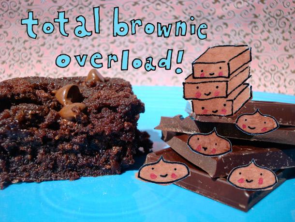 Brownie Upside-Down Brownie Recipe