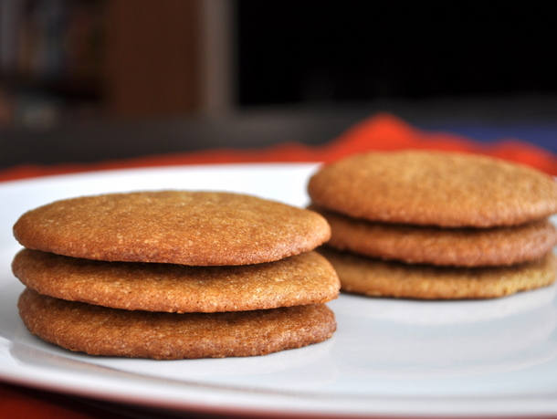 Chewy Maple Cookies Recipe