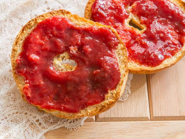 Cranberry Strawberry Jam Recipe