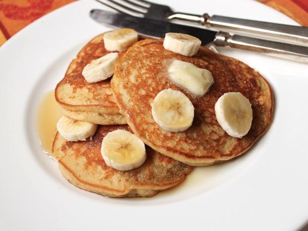 Gluten-Free Banana Pancakes Recipe