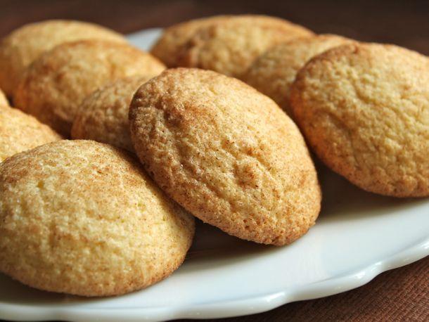 Gluten-Free Snickerdoodles Recipe