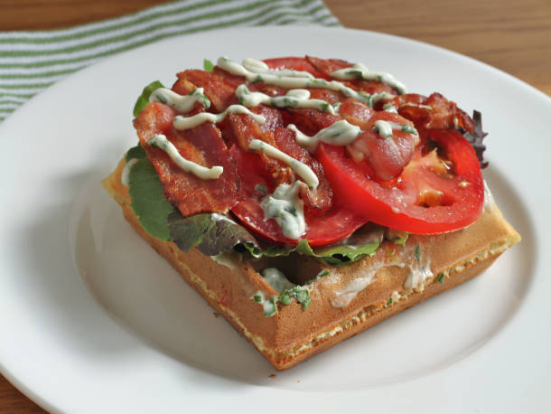 Gluten-Free Tuesday: Waffle BLT Recipe