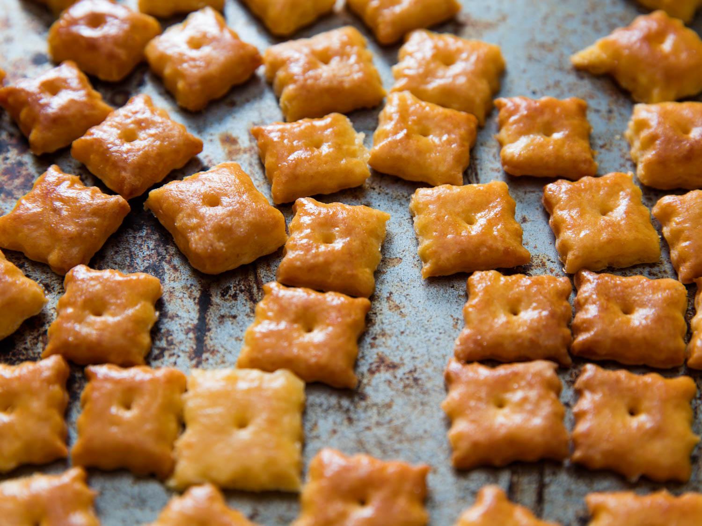 Homemade Cheez-Its Recipe