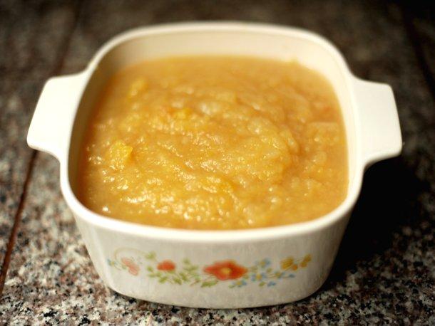 Maple Vanilla Applesauce Recipe
