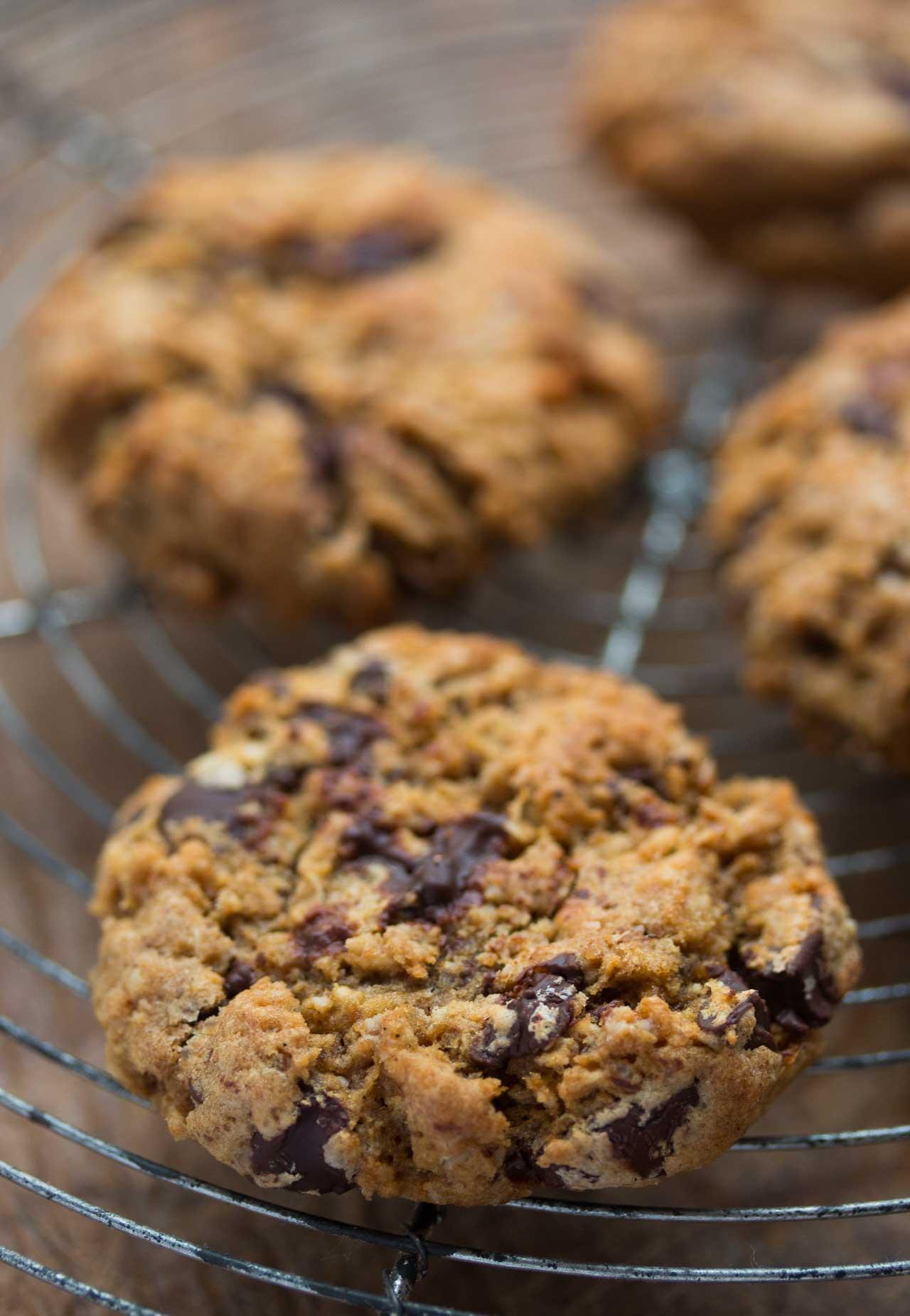 Mesquite Chocolate Chip Cookies