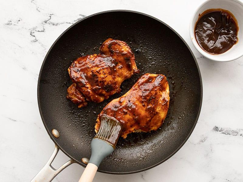 Quick BBQ Chicken