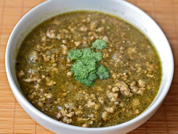 Quick Chile Verde Recipe