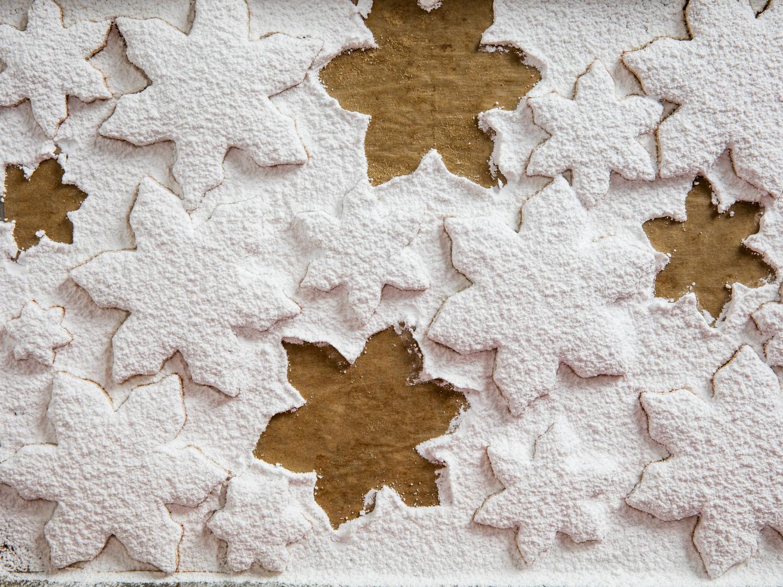 Rolled Sugar Cookie Cutouts Recipe
