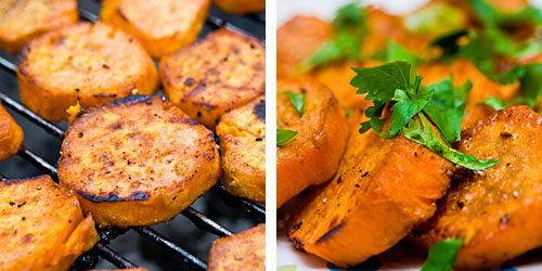 Sweet Potato Salad Recipe | Grilling
